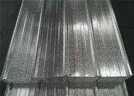 China Pattern Corrugated Aluminum Sheet For Big Tanks Jacketing ISO 9001 Certification factory