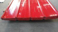 China RAL Color PE Corrugated Aluminum Sheet AA1100 3003 Decorative Aluminum Metal Plate factory