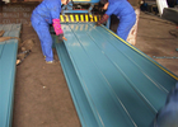 Light Weight Corrugated Aluminum Roofing Sheet  Long Span Plated Aluminium Sheet