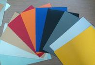 China ID 505mm Aluminum Colour Coated Coil 80μ PE / PVDF Pre Painted Aluminum Coil factory