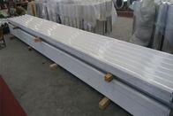 PE Aluminum Corrugated Roof Panels Thickness 0.5 - 1.5mm Aluminum Corrugated Sheet
