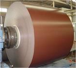 3003 / 5052 Color Coated Aluminum Coil Width 800 - 1400mm Painted Aluminum Coil