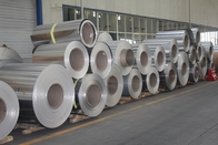 China 3003 Rolled Aluminum Sheet Thickness 0.1 - 2.0mm Color Coated Coil Aluminum factory
