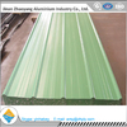 China Building Colorful Corrugated Aluminum Sheet factory