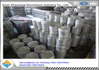 China Polished Decorative Aluminum Disk ISO 9001 Certification Aluminium Circle company