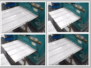 Color Coated 1060 Corrugated Aluminum Sheet Zinc Aluminum Roofing Panels
