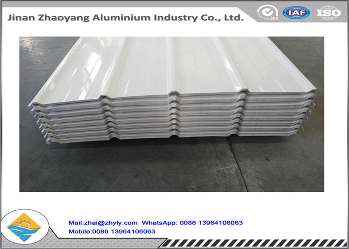 Color Painting Roof Aluminium Sandwich Panels Coated