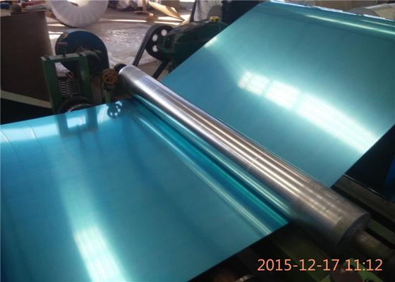Decoration 1100 Series Aluminum Sheet 3mm Aluminium Sheet With Blue Pvc Film