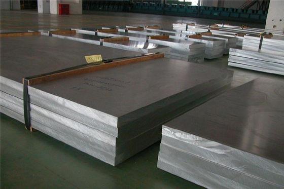 Embossed / Coated Alloy 1100 Aluminum Sheet Square 1100 0 Aluminum Sheet