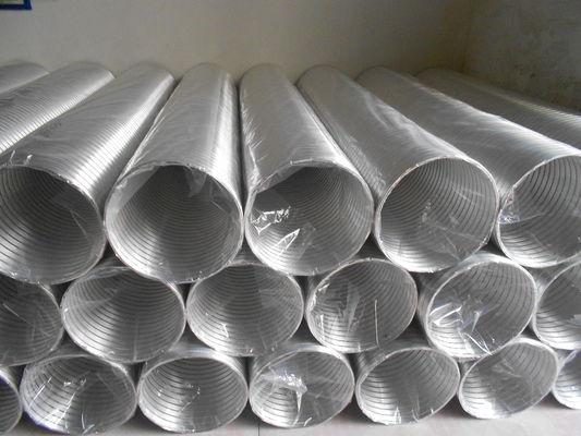 Tensile Strength 160 Mpa Aluminum Extrusion Tube Profiles For Door / Window Decoration