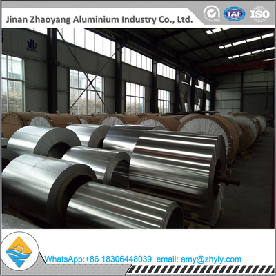 ISO9001 Standard Aluminum Coil / Aluminium Coil For Decoration 1060 1100 3003 5052
