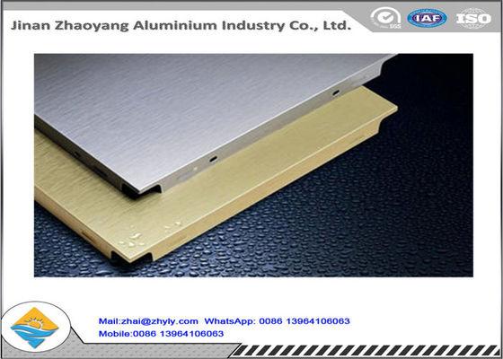 Non-Heat Treatable Anodized Aluminum Sheet / Panel For Transportation Trim Components