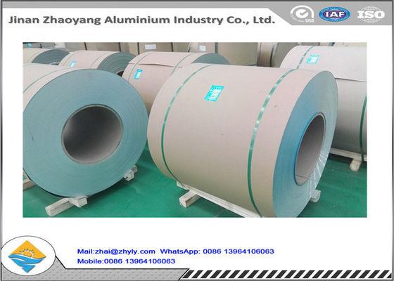 Alkali Resistance Painting Aluminium Coil Aluminum Alloys 5052 - H32 / H34