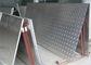5052 Five bars Aluminum Checker Plate embossed aluminum sheet for anti-slip floor