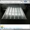 1.5mm Width 750mm Flat Corrugated Aluminum Sheet