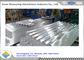 Corrugated Aluminum Ridge Tile Embossed Aluminium Sheet 0.5 mm Thickness
